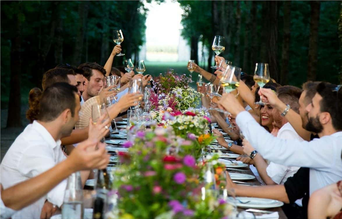Wedding Rehearsal Dinner Tips