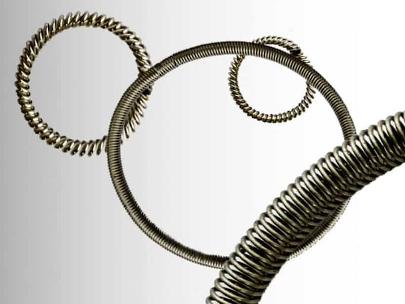 Canted Coil Springs