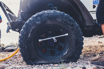 Nail in Tire Insurance Coverage